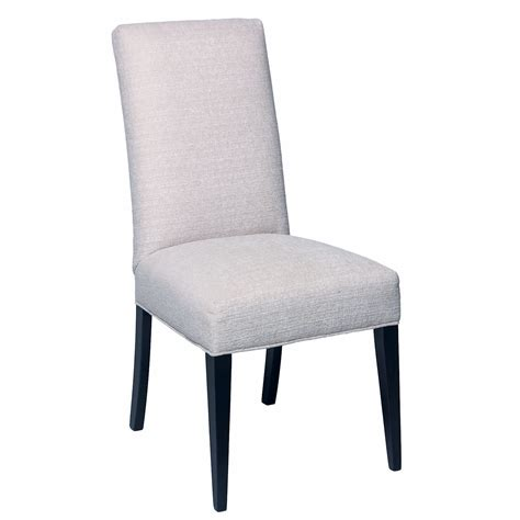 parsons upholstered dining chair clear creek amish