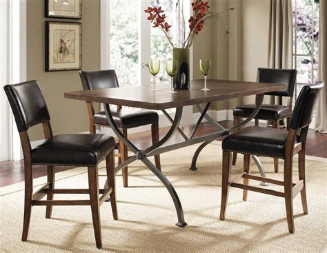 Counter Height Dining Room Sets Cheap Dining Room Set W Parson Stools Dining Table