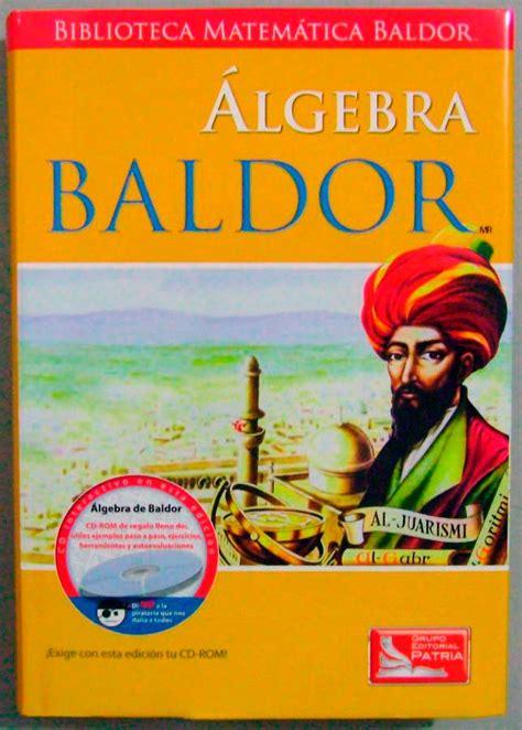 the vision book of 1909534617 algebra de baldor libro completo pdf libro algebra de baldor a todo color en pasta dura de