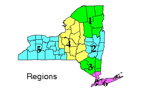 Nyc Gov Property Records Regions Map