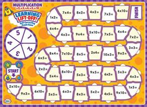 didax learning lift off multiplication x 2 5 10 grades