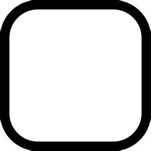 Rounded Corners Outline Css by Rounded Corners Square Free Vectors Logos Icons And Photos Downloads
