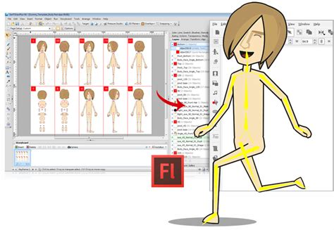 crazytalk animator 2 draw paint 2d animation software
