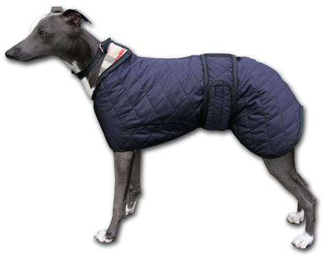 puppy coat coats winter coats raincoats for greyhounds whippets breeds picture