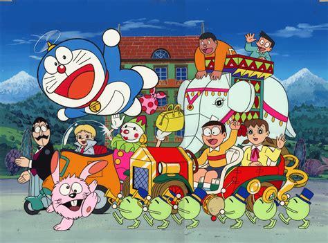 Pajangan Doraemon Dan Teman Teman kopi hangat gambar kartun doraemon nobita dan teman temannya