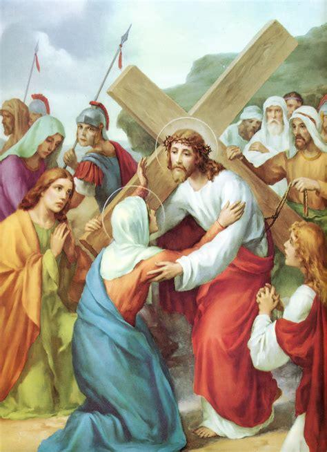 imagenes de jesus viacrucis historia v 237 a crucis estaciones de la cruz caminando