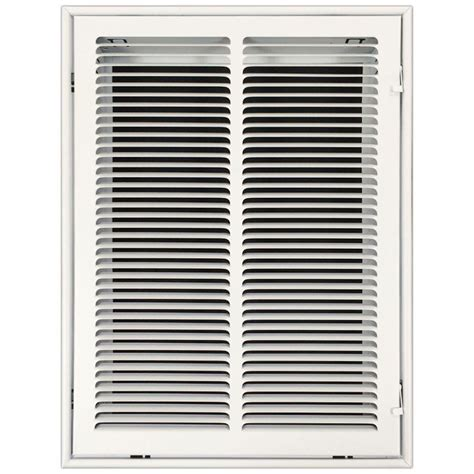 10 x 20 floor return air grille speedi grille 4 in x 12 in floor vent register white