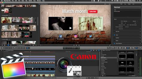 final cut pro canon xf plugin top 3 solutions to import canon xf mxf to fcp 7 x
