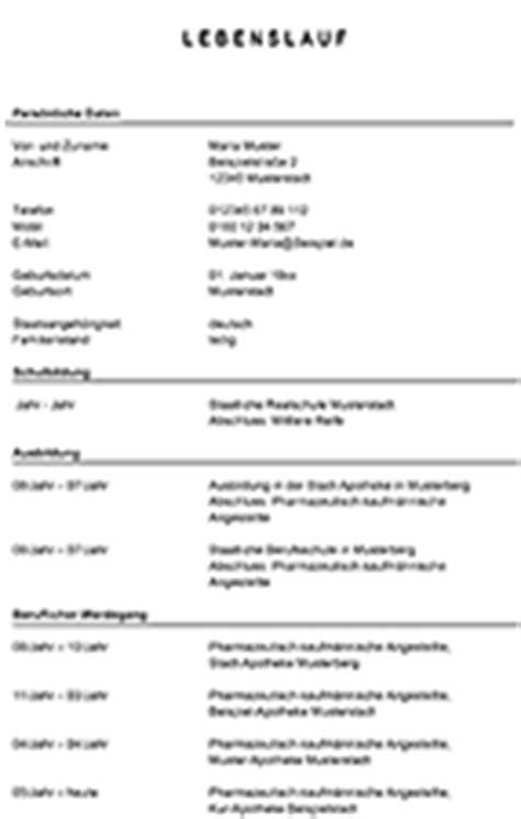 Tabellarischer Lebenslauf Wie Lang Vorlage Muster Vorlage 57 Moderne Lebenslauf Muster Und