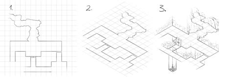 how to draw plans weekly tips 2 how to design a gatehouse using grids and