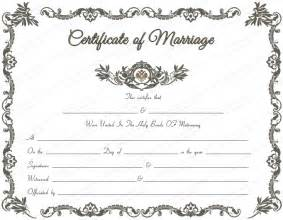 wedding certificate templates royal marriage certificate template get certificate