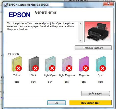 software reset printer epson l800 fix epson l800 general error error and reset