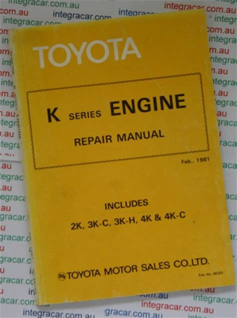 service manual books about cars and how they work 1978 chevrolet camaro parking system how toyota k series engine repair manual sagin workshop car manuals repair books information