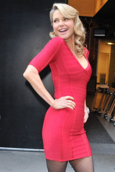 clothes for a 57 year old women at 57 years old christie brinkley is still hot the real