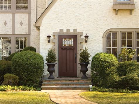 13 favorite front door colors landscaping ideas and hardscape design hgtv
