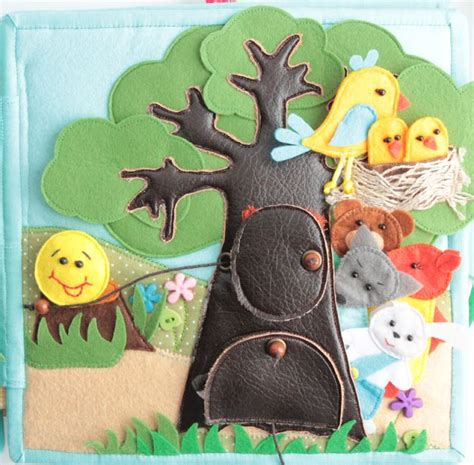 libro woodland craft i can t get enough of this amazing quiet book not in english but with detailed and close up