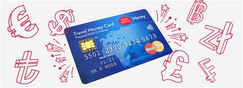 travel money card prepaid currency card post office 174