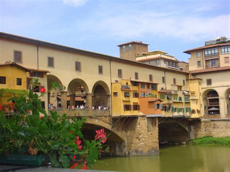 music city dog house houses on the bridge in florence italy wallpapers and