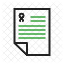 legal document icon   style   svg png