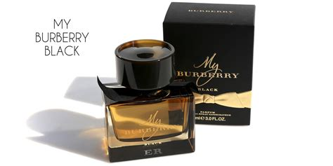 Parfum Burberry fragrance spotlight my burberry black ommorphia bar