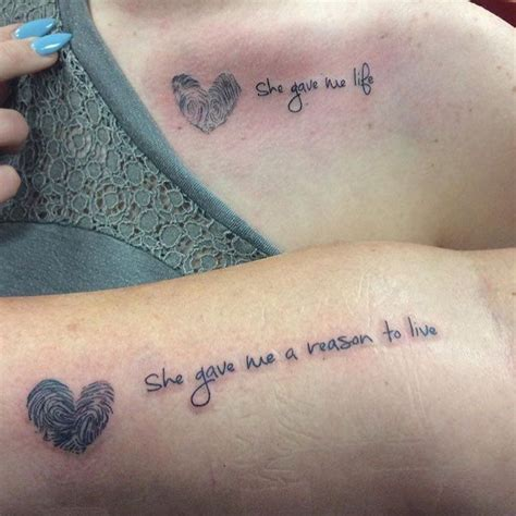 mother and daughters tattoos 55 best tattoos for someone special in