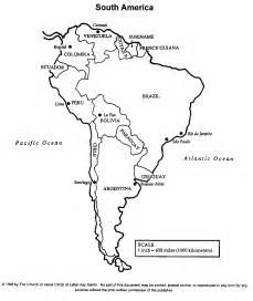 south america map black and white search maps