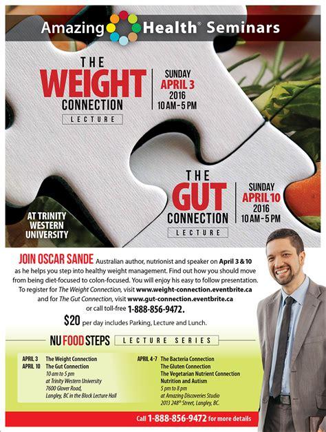 Health Seminar by Health Seminar Coming To Langley Bc Ad Work