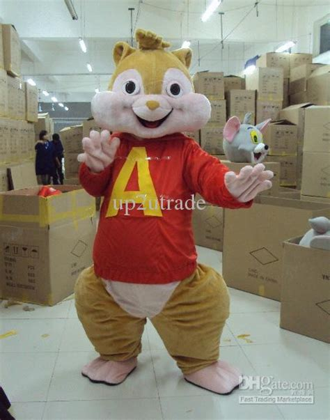 hitman absolution new year chipmunk costume new alvin mascot squirrel costume alvin and the chipmunks
