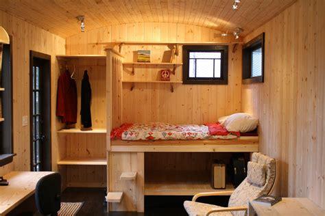 Barn Conversion Ideas tony s caravan tiny house swoon
