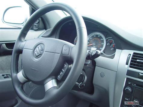 2005 Suzuki Xl7 Tire Size Image 2005 Suzuki Forenza 4 Door Sedan Lx Manual Steering