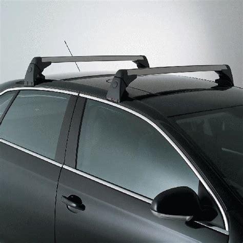 volkswagen jetta base carrier bars blacksilver rack roof installation km