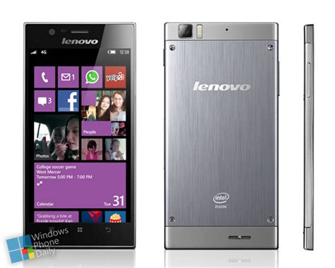 Lenovo Windows Phone Rumor Has It That Lenovo Is Set To Release A New