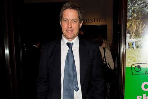Hugh Grant I Need Therapy by Hugh Grant Spent In The Hospital As 4 Year