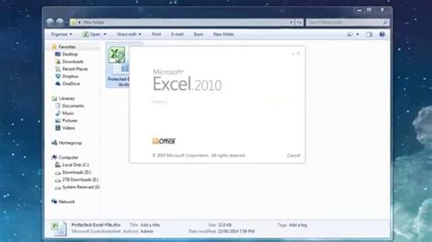 remove password to open excel 2003 file advance document