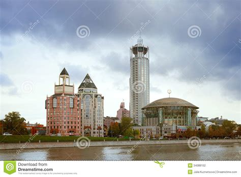 international music house moscow international house of music editorial photography image 34088152