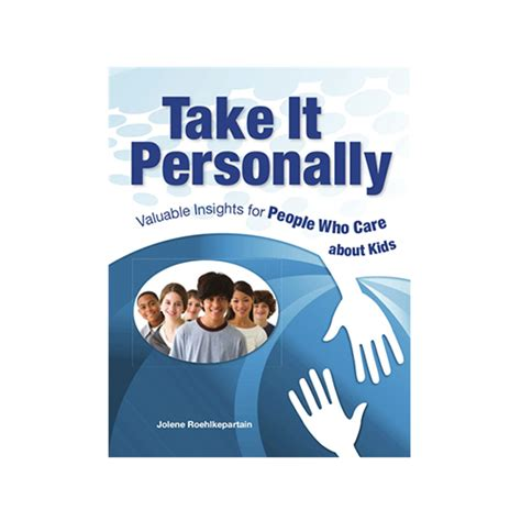 Taking It Personally by Take It Personally 2017 Update Search Institute