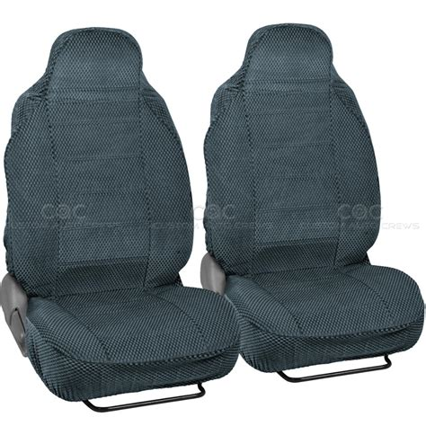 padded seat covers car seat covers charcoal auto accessories padded