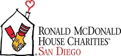 ronald mcdonald house san diego vaya helps out at ronald mcdonald house of charity san diego