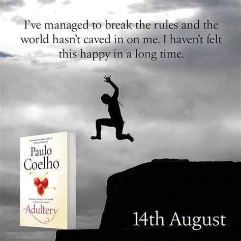 Novel Paulo Coelho 30 best images about adultery the novel on