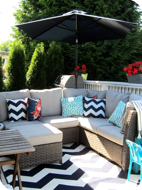 outdoor rugs for decks and patios my house of giggles navy and white deck patio