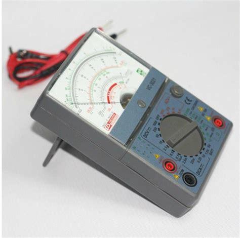Multimeter Victor vc3021 victor analog multimeter analogic meter ac dc ohm
