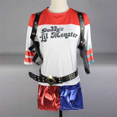 Joker And Harley Quinn Mini 2 T Shirt harley quinn top sleeve joker t shirt ebay