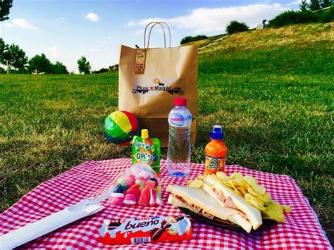 picnic kids picnic madrid