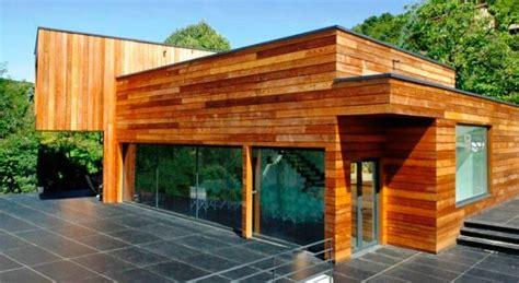 casa madera moderna casas de madera modernas 191 qu 233 ofrecen y en qu 233 se