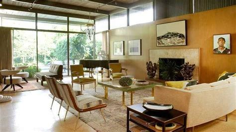 mid century modern and traditional architect s uptown mid century modern home asks 675k