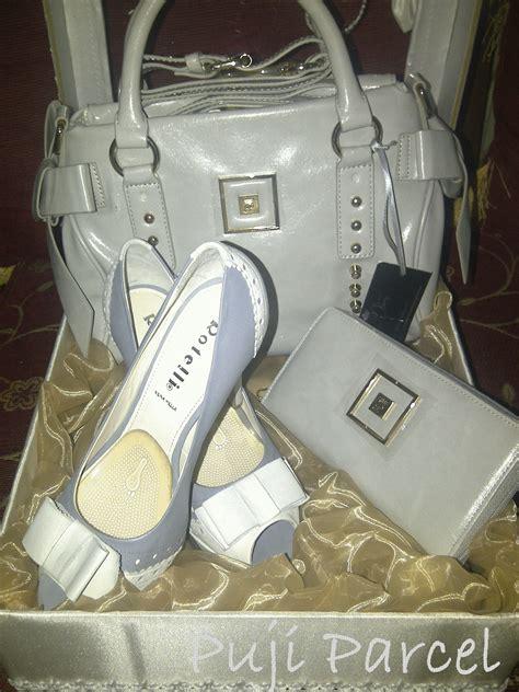 Tas Dompet Sepatu 2 katalog seserahan tas dan sepatu puji parcel