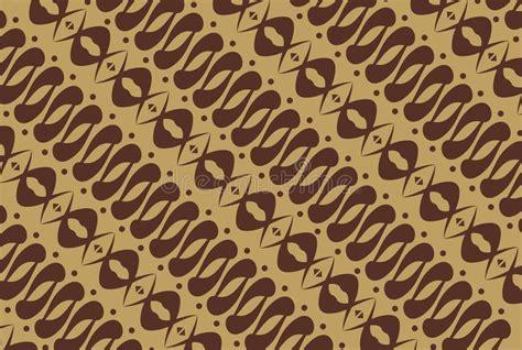 indonesia batik pattern wallpaper indonesian native batik pattern stock illustration