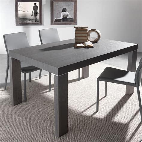 tavolo allungabile tavolo da pranzo allungabile con gambe in legno massello totem