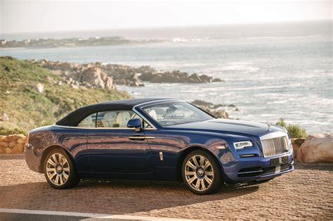 2016 Rolls Royce Dawn Review And Rating Motor Trend