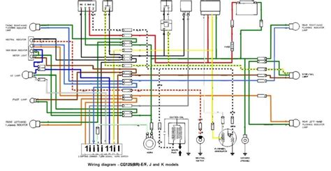 honda lead wiring diagram free wiring diagrams